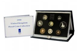 1990 Proof set For Sale - English Coin Company